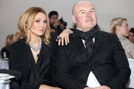 Анжелика Агурбаш и Николай Агурбаш