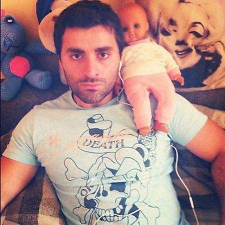 Гурам Баблишвили и «тренировочный сын»