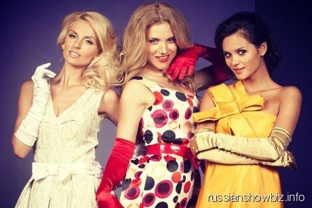 Нынешний состав группы «Фабрика»: Александра Савельева, Ирина Тонева, Катя Ли
