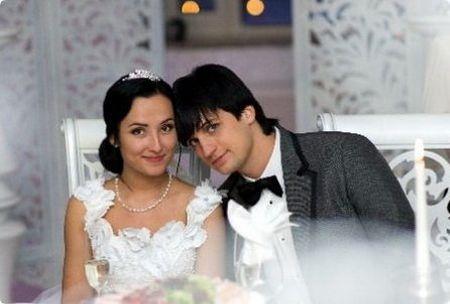 Виктория Хомицкая и Дмитрий Колдун