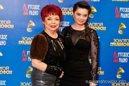 Натала Королева с мамой Людмилой Порывай