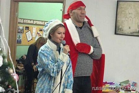 Мария Кожевникова и Николай Валуев