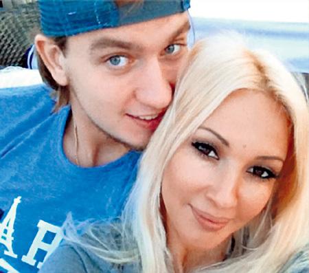 Игорь Макаров и Лера Кудрявцева