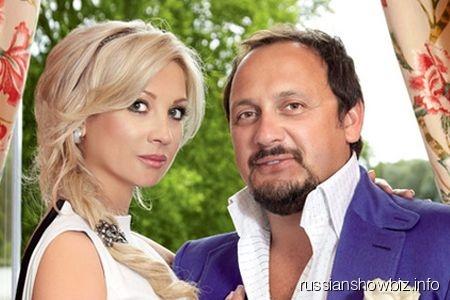 Инна Канчельскис и Стас Михайлов