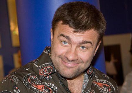Михаил Пореченков на премьере фильма