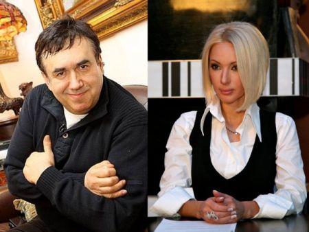 Станислав Садальский и Лера Кудрявцева