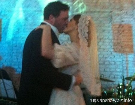 Свадьба Максима Виторгана и Ксении Собчак