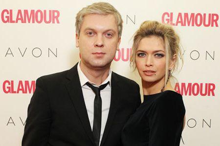 Сергей Светлаков и Вера Брежнева