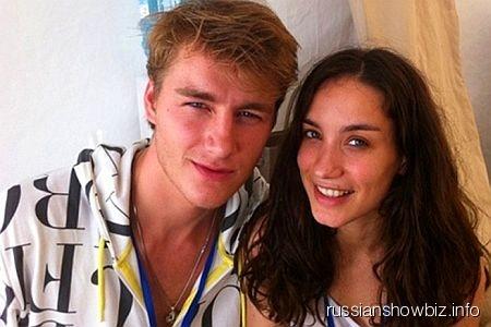 Алексей Воробьев и Виктория Дайнеко