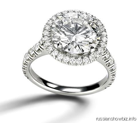 Обручальное кольцо от Сергея Зверева