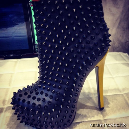 Обувь Виктории Бони