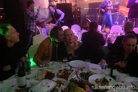Бари Алибасов и Нелли Кобзон