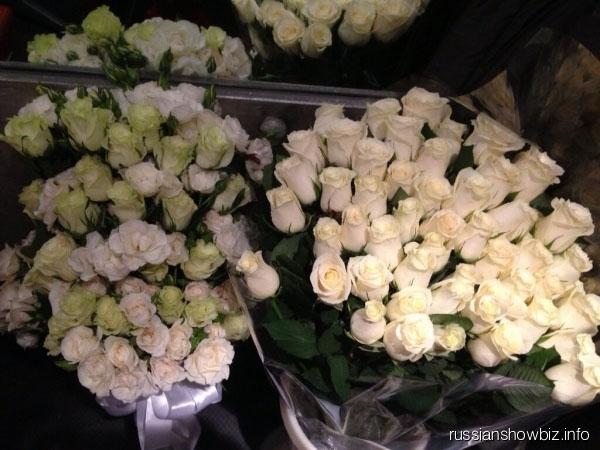 цветы  Волочковой
