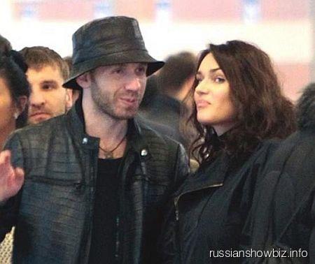 Арсений Шаров и Алена Водонаева