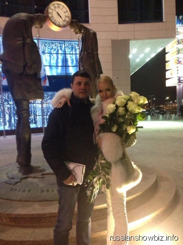 Волочкова и Салимов
