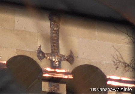 Один из мечей на замке Максима Галкина