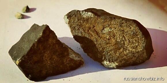 Метеорит Газманова