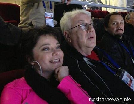Наташа Королева, Владимир Винокур и Стас Михайлов