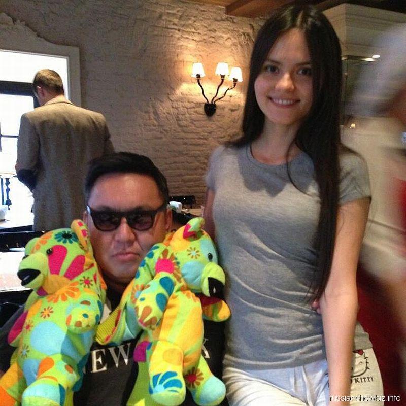 PSY и Катя Ли