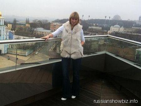 PR-директор Волочковой Наталья Никитина