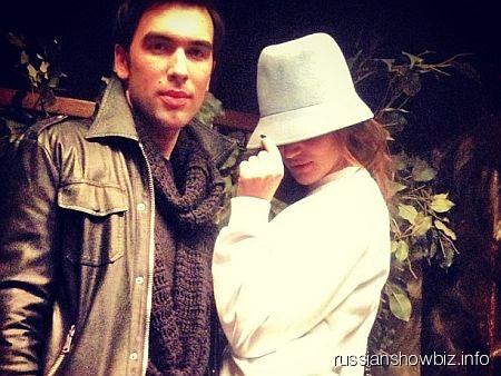 Сергей Ашихмин и Алена Водонаева