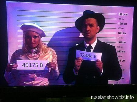 Анастасия Волочкова и Методие Бужор