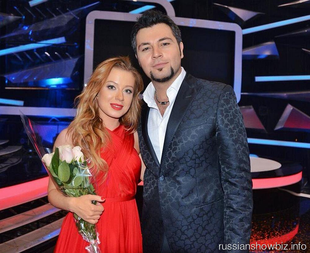 Юлия Савичева и Алексей Чумаков