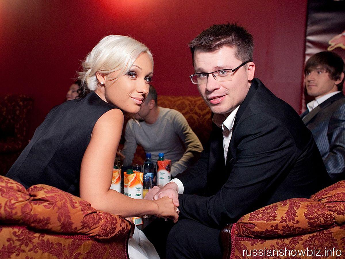 Гарик Харламов с бывшей женой Юлией