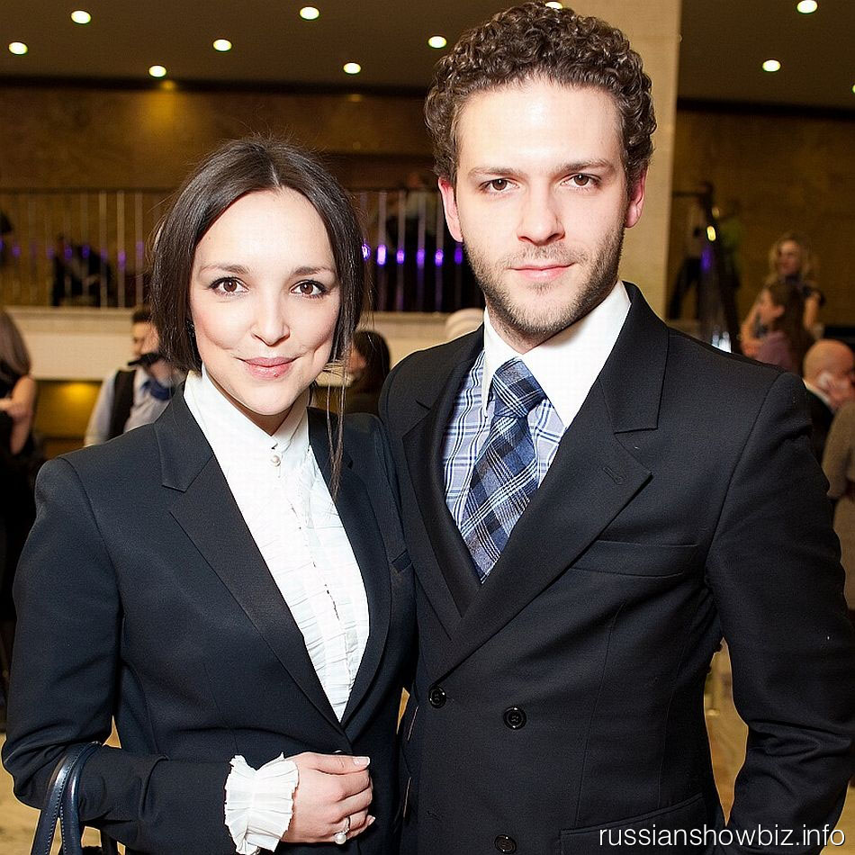 Алина Алексеева и Константин Крюков