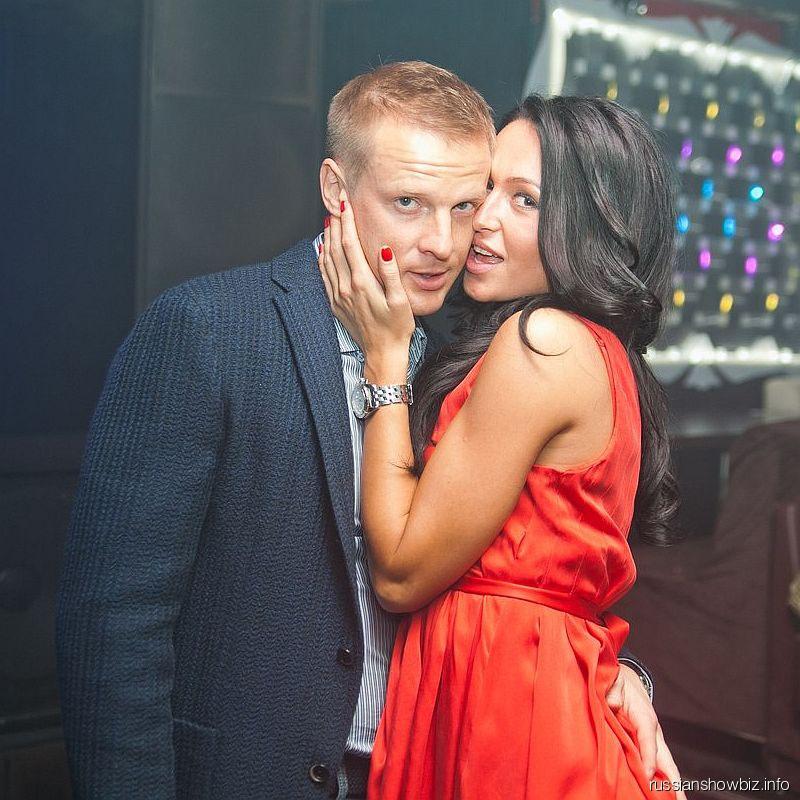 Вячеслав Малафеев и Екатерина Комякова
