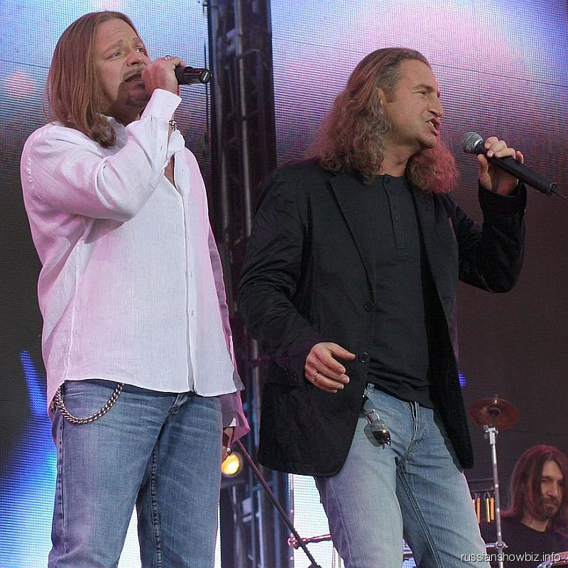Владимир Пресняков и Леонид Агутин