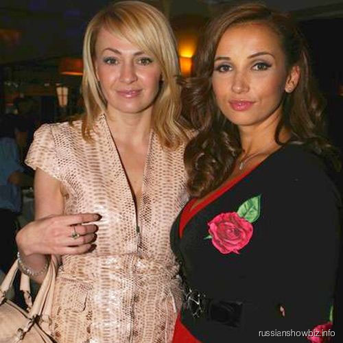 Яна Рудковская и Анфиса Чехова