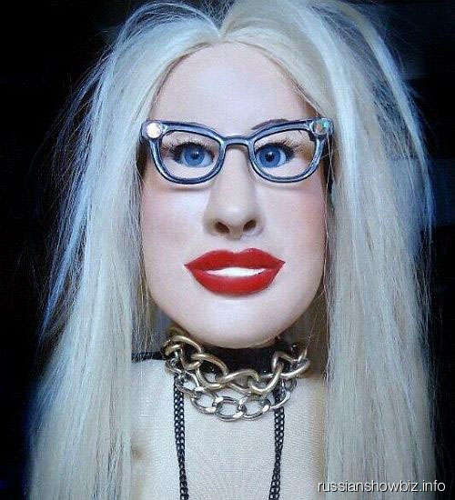 Кукла Ксения Собчак