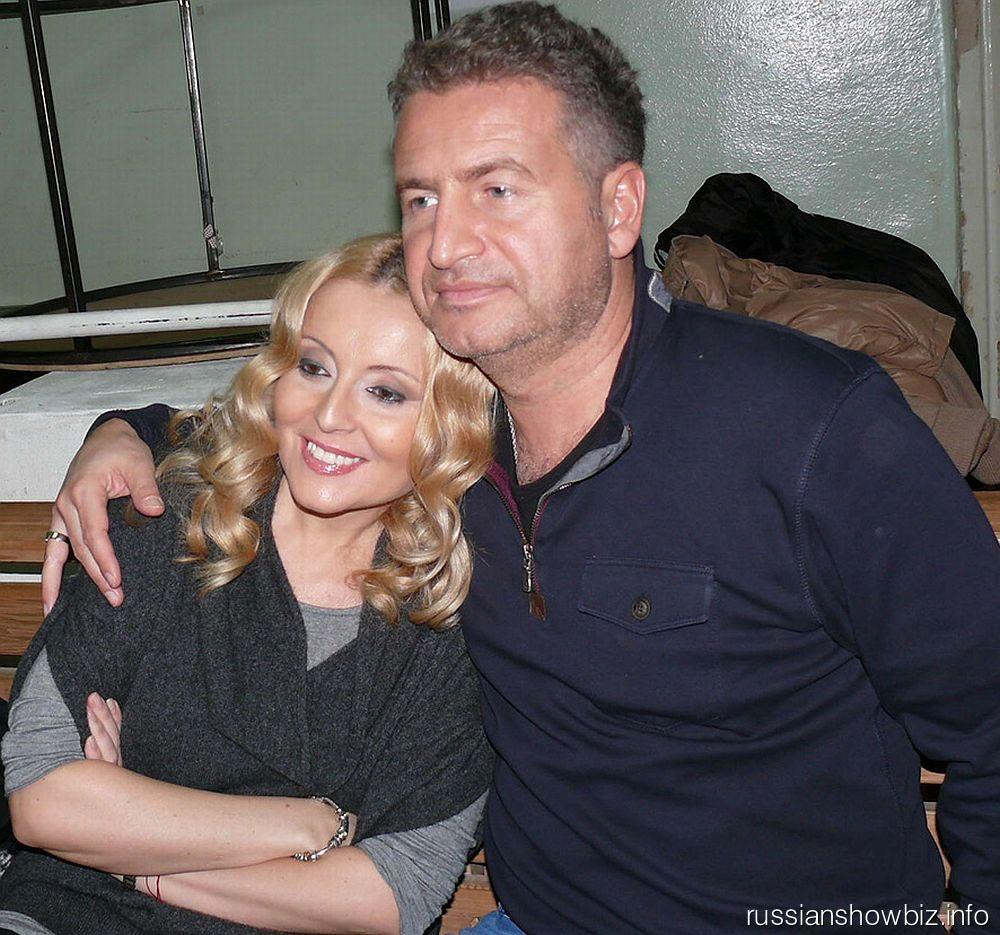 Анжелика Варум и Леонид Агутин