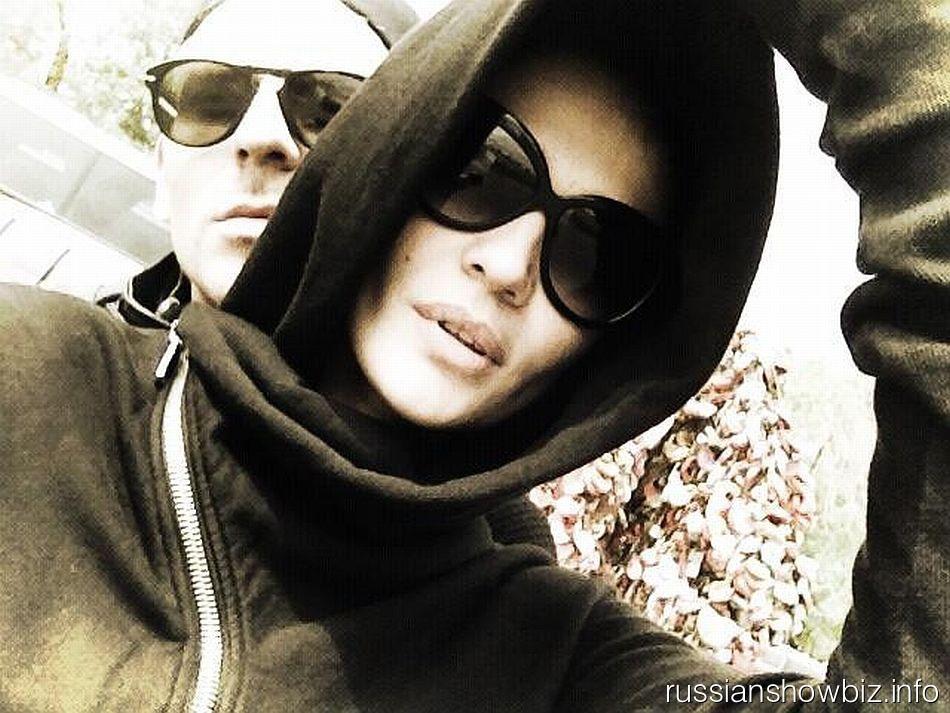Алена Водонаева с новым бойфрендом