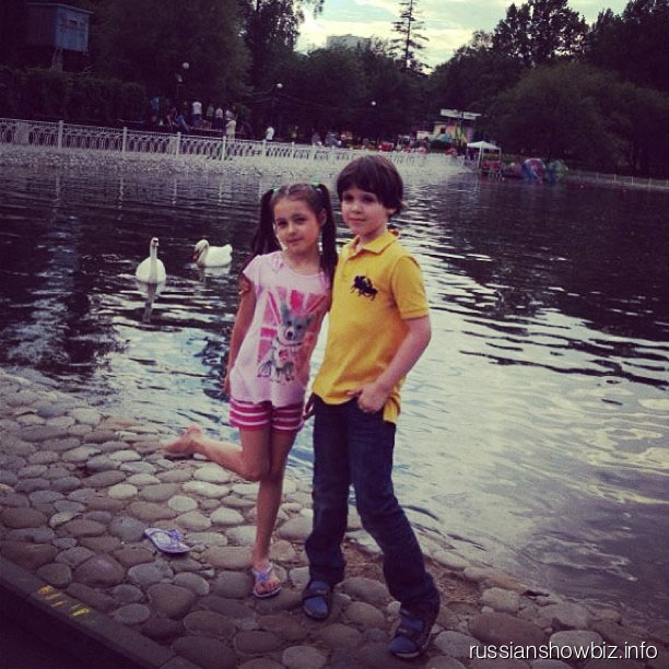 Ариадна Волочкова со своим возлюбленным