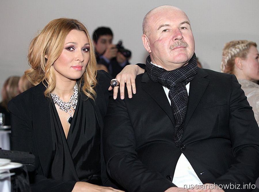 Анжелика и Николай Агурбаш