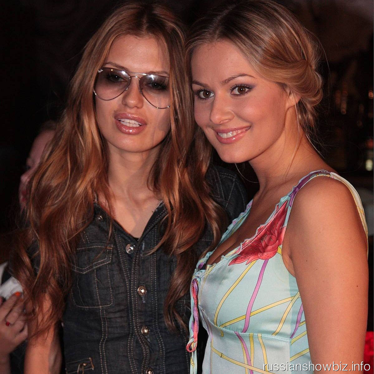 Виктория Боня и Мария Кожевникова