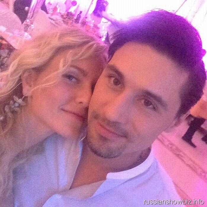 Катя Гордон и Дима Билан
