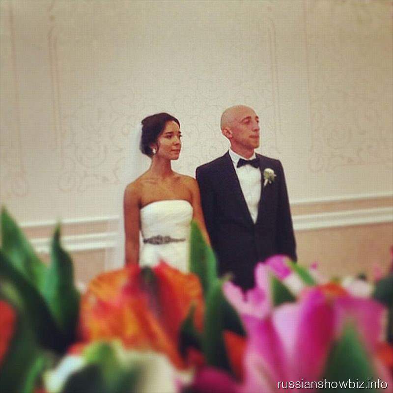 Сергей Гореликов с женой Марией