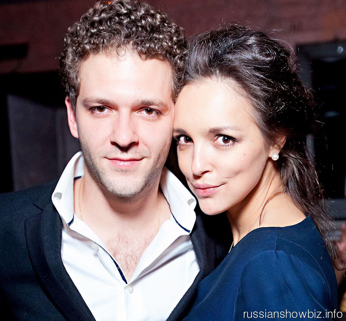 Константин Крюков и Алина Алексеева