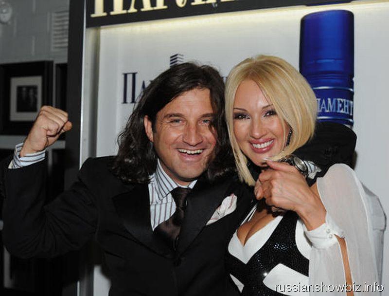 Отар Кушанашвили и Лера Кудрявцева