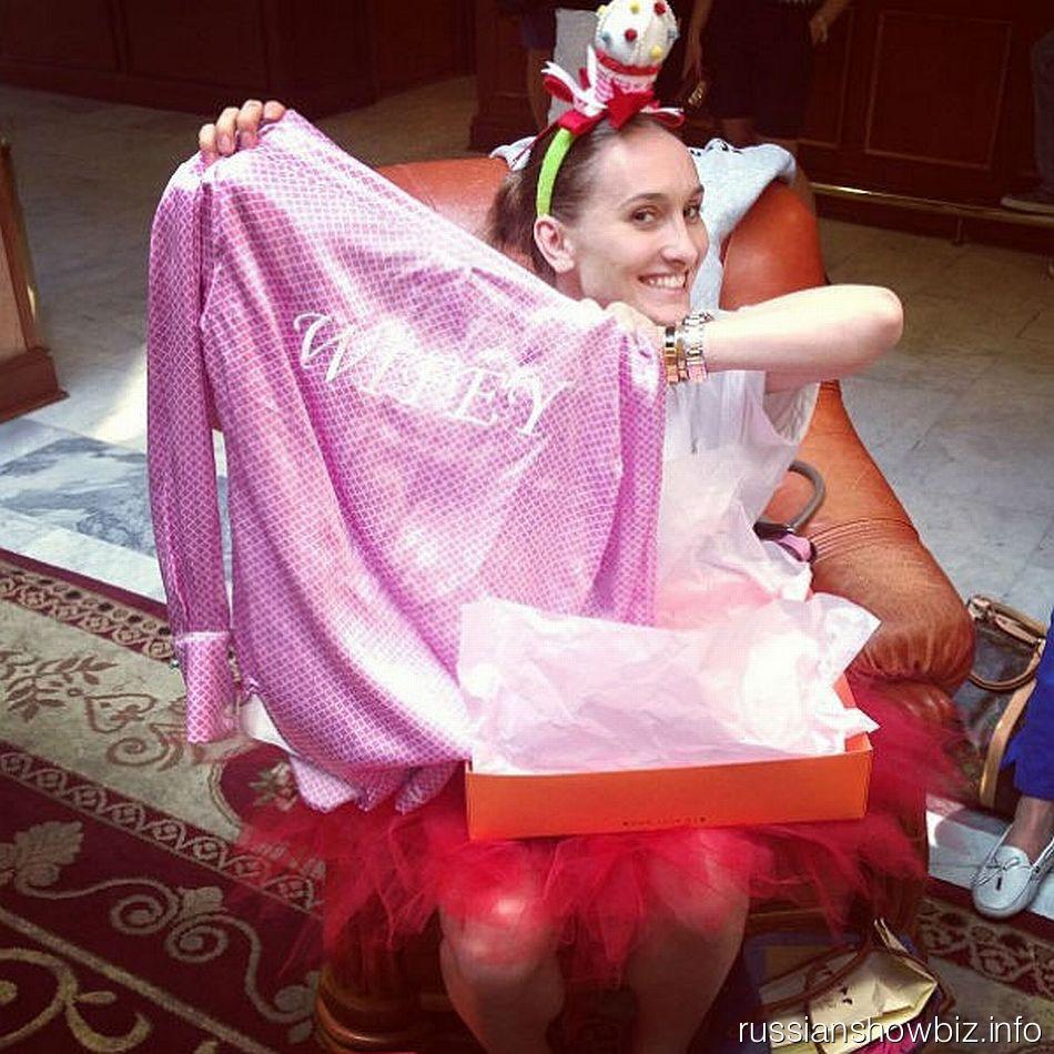 Фото дочери винокура с свадьбы