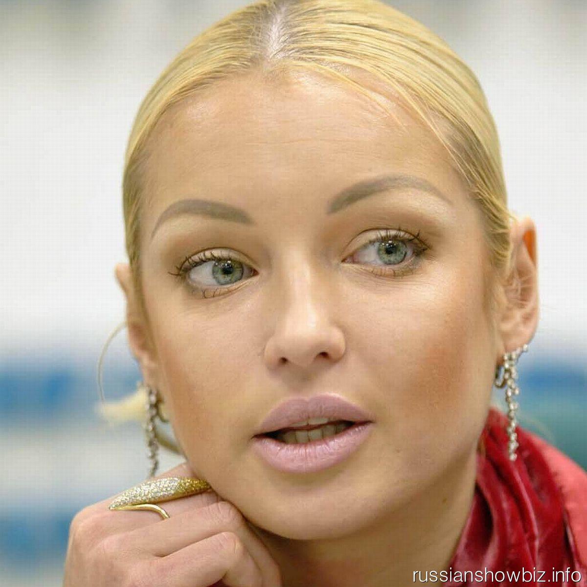 Анастасия Волчокова