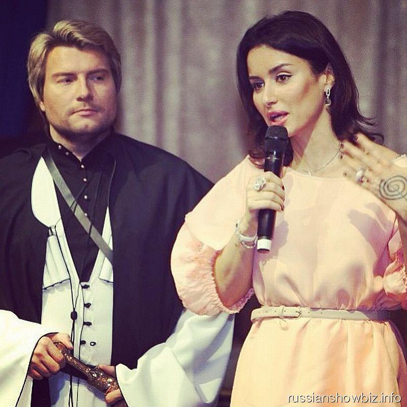 Николай Басков и Тина Канделаки