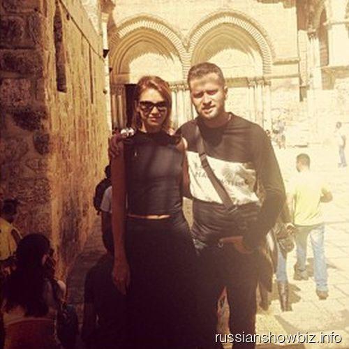 Иракли с женой