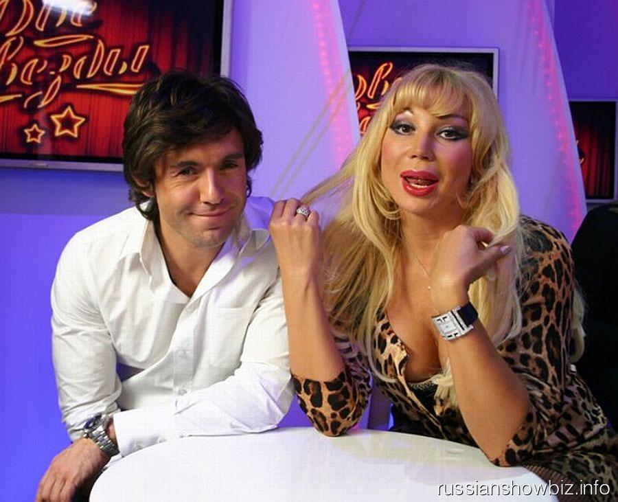 Андрей Малахов и Маша Распутина