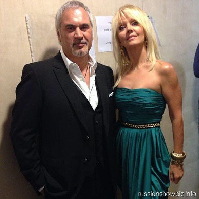 Валерий Меладзе и Валерия