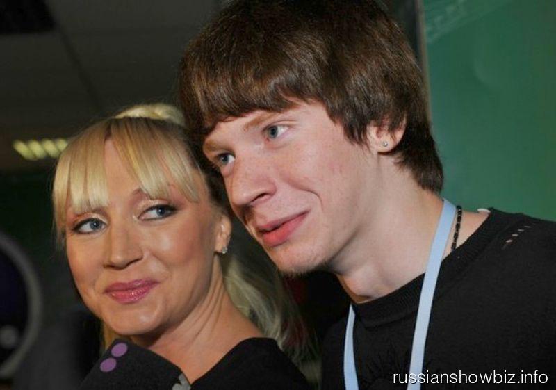 Кристина Орбакайте и Никита Пресняков