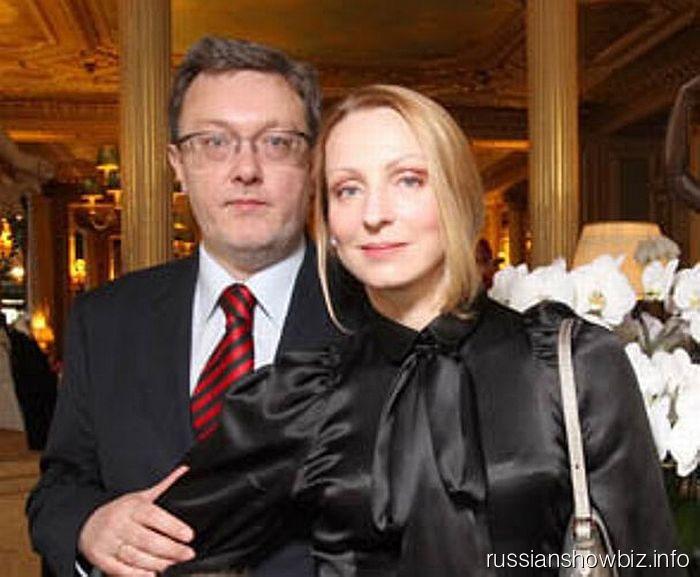 Владислав Паулюс и Илзе Лиепа